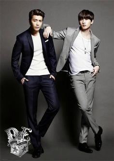 Donghae & Eunhyuk -  RIDE ME poster