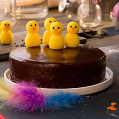 10 recetas para preparar tu propia tarta de pascua Easter Recipes, Dessert Recipes, Desserts, French Croissant, Flan, Cakes And More, Food Hacks, Cupcake Cakes, Cupcakes