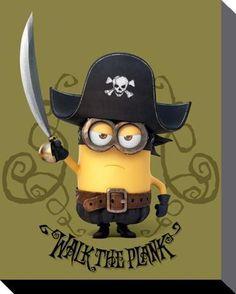 Minions (Pirate)
