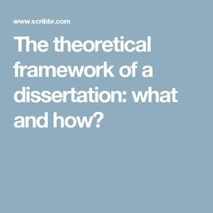 In the theoretical framework, you define key concepts and discuss relevant theories, showing how your research fits in with established ideas. Research Writing, Thesis Writing, Research Skills, Dissertation Writing, Research Methods, Academic Writing, Essay Writing, Writing Tips, Scientific Writing