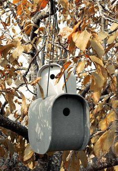BIRDY vogelhuisje | ETERNIT buitendesign | Designwebwinkel