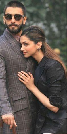 Deepika and her husband Ranveer Singh Cutest couple In Bollywood Bollywood Couples, Bollywood Wedding, Bollywood Photos, Indian Bollywood, Bollywood Stars, Bollywood Fashion, Deepika Ranveer, Deepika Padukone Style, Ranveer Singh