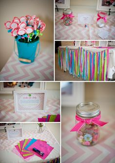Christina's Cute as a Button Baby Shower » Colby Elizabeth Photography {Blog}