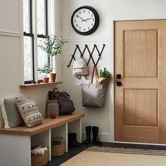 Farmhouse Entryway Decor Collection - Hearth & Hand With Magnolia™ : Target Flur Design, Home Design, Interior Design, Design Ideas, Living Room Decor, Bedroom Decor, Entryway Wall Decor, Fall Entryway, Entryway Furniture