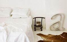 Maison Cujol, Carcasonne  love the white, love the typography