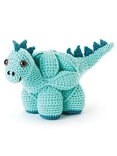 Ravelry: Dinosaur Puzzle pattern by Dedri Uys