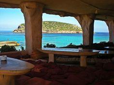 Cala Comte, Ibiza, Spain