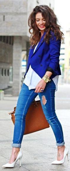 Look casual!!