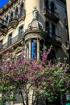 Barcelona Spring Catalonia