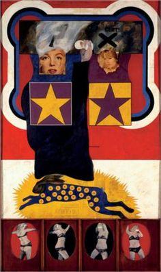 PETER PHILLIPS http://www.widewalls.ch/artist/peter-phillips/ #contemporary #art #popart