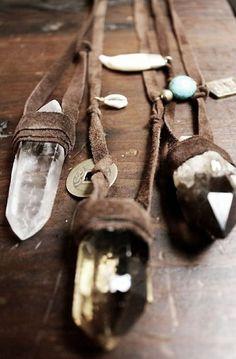 photography jewelry hippie inspiration boho bohemian crystal accessories necklace crystals gypsy quartz boho style smoky quartz gypset bohemian living