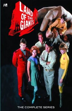 Land of the Giants..could not wait to watch this every week