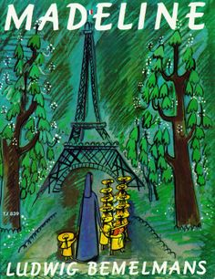 Madeline Pop-up Book by Ludwig Bemelmans 0670816671 9780670816675 Up Book, Love Book, Madeline Book, Ludwig Bemelmans, Oui Oui, Children's Literature, Beautiful Children, Great Books, Amazing Books