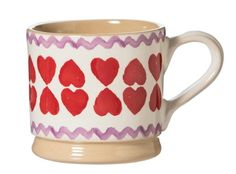 Always a popular choice our wide variety of pottery coffee mugs are perfect for gifting or treating yourself. Valentines Mugs, Treat Yourself, Your Favorite, Coffee Mugs, Pottery, Tableware, Red, Gifts, Hearts
