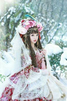 - Lolita Update by Sakura-茶 Harajuku Fashion, Kawaii Fashion, Lolita Fashion, Cute Fashion, Asian Fashion, Fashion Tips, Estilo Lolita, Lolita Cosplay, Cosplay Girls