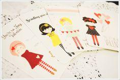 All my love, free printable valentine's cards - Smitten Blog Designs