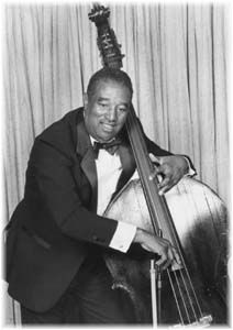 Ray Brown - Oct. 13, 1926 - July 2, 2002 - Bass