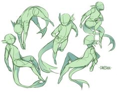 doodles mermen poses as i fret about birthday presents look at how counter-productive i am also these are probably only helpful to those who draw shota mermen l. Drawing Reference Poses, Drawing Ideas, Drawing Tips, Hand Reference, Drawing Body Poses, Gesture Drawing, Art Drawings Sketches, Easy Drawings, Fantasy Drawings