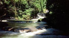 Beautiful YS Falls in Jamaica #UltimateFunjetter