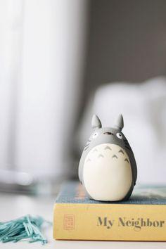 Melina Souza - Serendipity  <3    http://melinasouza.com/2017/03/06/6-on-6-marco-2017/    #Book  #Totoro  #MelinaSouza