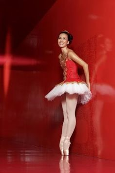 Patricia Barker, such a great dancer!!:)