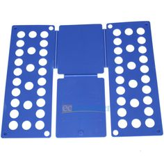 Shirt Folding Board for people who really struggle.