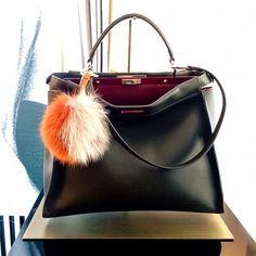 Fendi Peekaboo bag, bag, сумки модные брендовые, bags lovers, bags-lovers.livej...