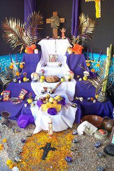 Día De Los Muertos/DAY OF THE DEAD~Altar de muertos 5 | Flickr - Photo Sharing!