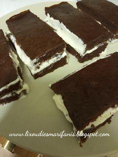 Γαλακτοφέτες χωρίς ζάχαρη! Apple Roses, Chocolate Caramels, Healthy Sweets, Stevia, Nutella, Cake Recipes, Deserts, Food And Drink, Yummy Food