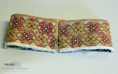 Bilderesultat for krage skjorte beltestakk rose Inkle Weaving, Tablet Weaving, Folk Costume, Costumes, Hardanger Embroidery, Museum, Culture, Belt, Krage