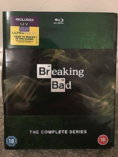 #Breaking bad #complete blu ray disc #collection series 1 2 3 4 5 + final season ,  View more on the LINK: 	http://www.zeppy.io/product/gb/2/201776629597/