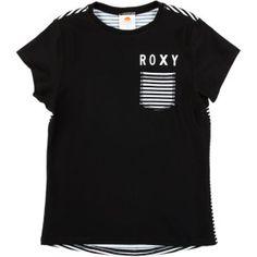 Roxy Breezy Babe Sail Away Rashguard - Girls