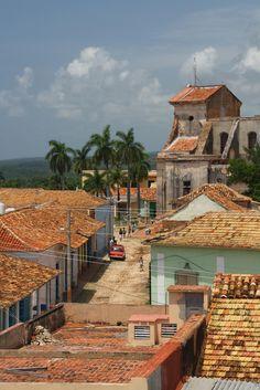Iglesia De Santísima Trinidad . Cuba