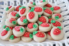 5 Dozen Strawberry Cookie Nibbles