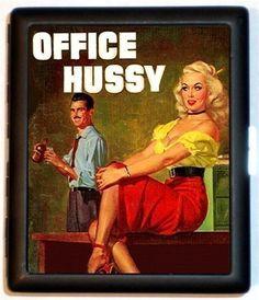 retro office humor - Google Search