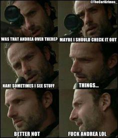 Ohhhh Rick...