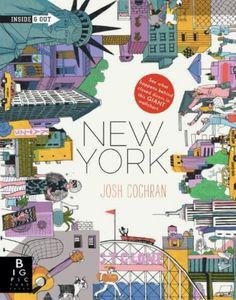 """Inside and Out: New York"" Josh Cochran / Bilderbuch Englisch"