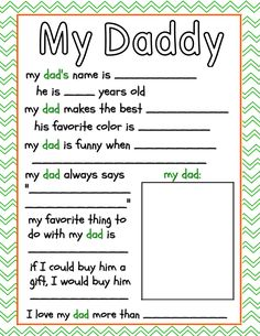 Father's Day Printable diy fathers day, fathers day dyi gifts, diys for fathers day day crafts Diy Father's Day Gifts Easy, Diy Gifts For Him, Father's Day Diy, Fathers Day Art, Fathers Day Crafts, Fathers Day Coloring Page, Father's Day Printable, Printable Crafts, Father's Day Activities