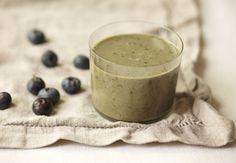 Blueberry Avocado | http://smoothierecipesforgoodhealth.blogspot.com