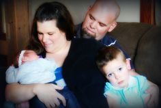 Photography, Newborn, Family