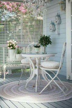 Cute porch💖💟
