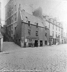 Ancient Thoroughfare and Market Place for Aberdeen Granite City, Aberdeen Scotland, City By The Sea, Historical Photos, Past, Family Pics, History, Places, Green
