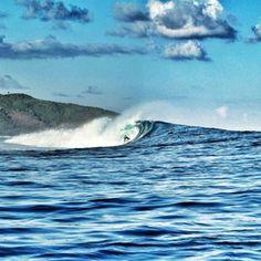 500px / Charlie W   Desert Point, Lombok