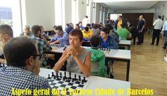 Clube de Xadrez Afonsino: Luís Silva venceu o II Torneio Cidade de Barcelos