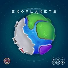 ExoPlanets Cookie Cutters, Board, Planks