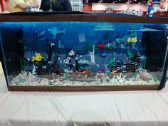 Fish Tank (5), via Flickr.