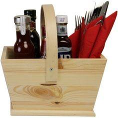 Wooden Trug Condiment Holder, 3 sizes available #Storage #Flowers #Kitchen #Restaurant www.bhma.co.uk