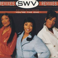 SWV - Black Music Month: Hottest Hairstyles of the '90s