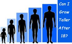 Grow Taller After 18 – Is It Possible To Grow Taller After Puberty?