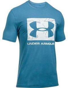 b6d23a77 Under Armour Camo Knockout Short-Sleeve Logo T-Shirt - Men's